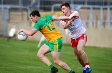 McKenna grabs 1-2 on AFL return but Donegal have too much for Tyrone