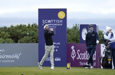 Top-10 finish for Caldwell as Otaegui wins Scottish Championship, Lowry finishes strong in Vegas