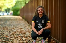 'It's quite nice playing football with a smile on my face' - Kiernan set for 'cup final' with Ireland