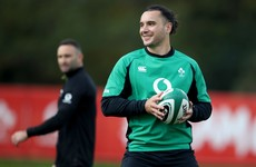 Clean bill of health for Ireland in lead-up to Italy clash as Lowe remains with Farrell's squad