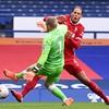 Jordan Pickford to face no further action after Virgil van Dijk challenge