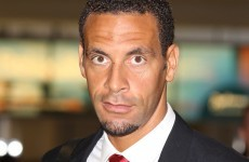 Club v country? Rio Ferdinand says Man Utd comes ahead of England