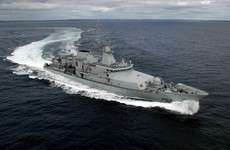 French fishing vessel detained by Naval Service off Cork coast