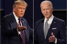 Microphones to be muted in US presidential debate to stop interruptions