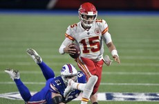 Kansas City Chiefs stifle Buffalo Bills to secure win