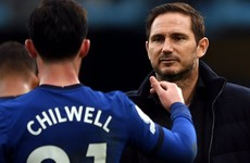 Chelsea are not the only team with defensive difficulties, insists Frank Lampard