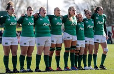 Uncertainty for Ireland Women as Rugby Europe suspends games