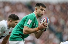 'Conor Murray's pass is the best pass in Ireland' - Brian O'Driscoll