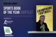 Champagne Football among six-strong shortlist for Sports Book of the Year