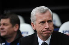 Andy Carroll deal is above my pay grade, admits Pardew