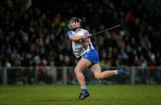 Huge loss for Waterford hurlers as captain Mahony ruled out for championship