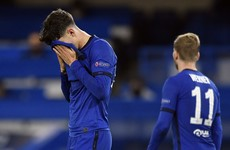 Chelsea play out rare goalless draw in opening group game