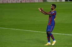 Youngsters impress in thumping Barca win, Dortmund flop against Lazio