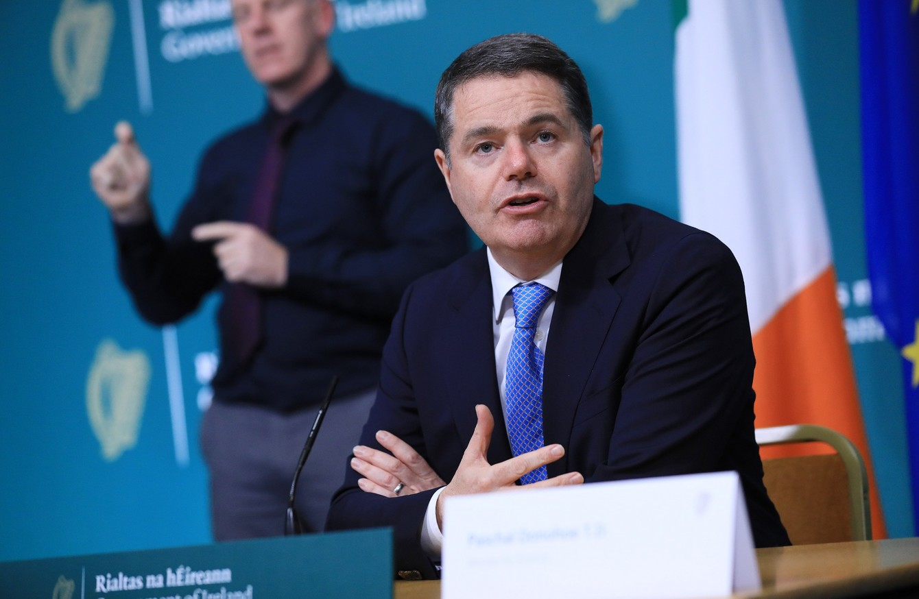 Ulster Bank Tells Donohoe No Decision Yet Taken On Its Future Amid Reports It Could Be Wound Down