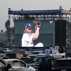 Dodgers strike first as Kershaw steers them to World Series Game One win