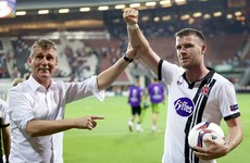 Hero of 2016 envious as Dundalk aim to create more magic moments in Europe