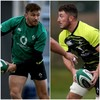 Keenan and Connors handed debuts as Stockdale moves to 15 for Ireland