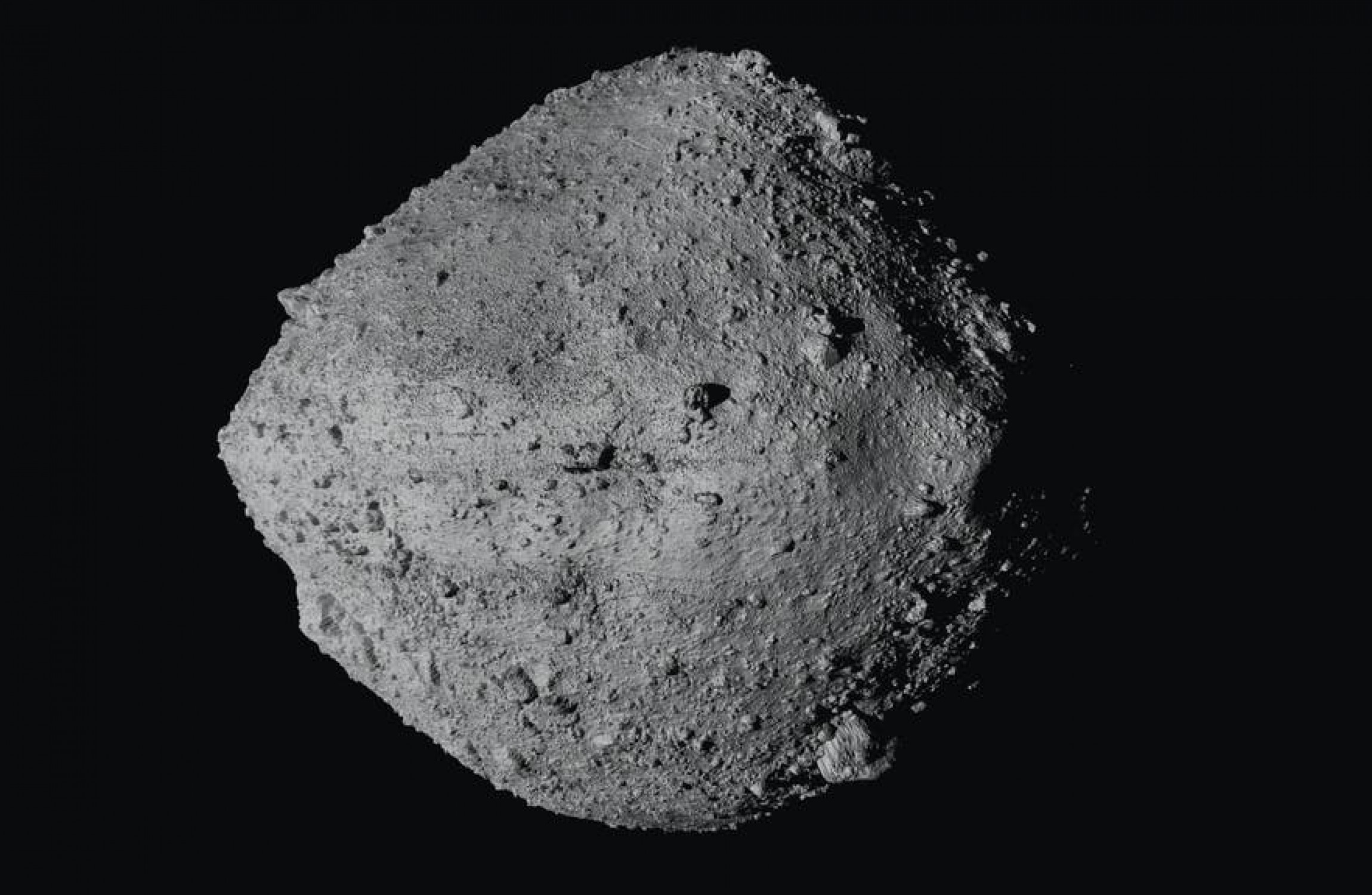 REx Completes Asteroid Touch-And-Go