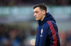 'As I've just found out, loyalty is hard to come by nowadays' - Ozil saddened by Arsenal snub