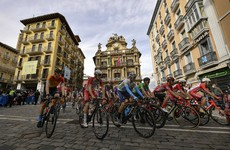 Dan Martin third for second day on the trot at Vuelta