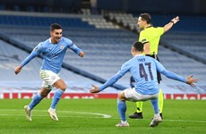 Manchester City forced to come from behind to ensure winning start