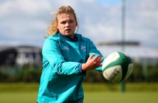 Dorothy Wall to make first Ireland start against Italy