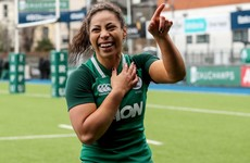 'Absolutely scary... We're grateful it was found early' - Ireland welcome back Naoupu after health scare
