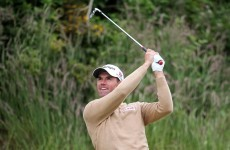 Major efforts boost Harrington's Open Championship hopes