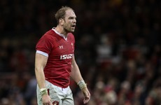 Wales captain Alun Wyn Jones to equal McCaw's appearance record