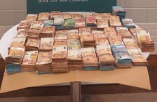 Revenue seizes almost €427k cash after stopping UK registered vehicle at Rosslare