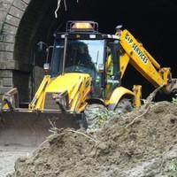Body discovered in car after Dorset landslide
