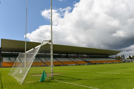 The hurlers of Offaly and Kildare were due to clash at Bord na Móna O'Connor Park on Saturday afternoon.