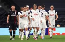 Carlos Vinicius impresses as Tottenham thrash LASK, Leicester beat Zorya