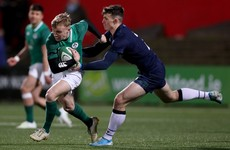 Leinster sub-academy scrum-half Murphy set to join Munster on a short-term basis