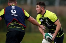 'We don't just see him as a chop tackler' - Ireland back Connors' attacking skills