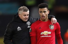 Solskjaer takes aim at 'the whole English press' in defence of 'fantastic boy' Greenwood