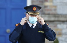 Drew Harris says gardaí have stepped up investigations to identify organisers of anti-lockdown protests