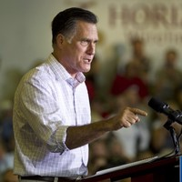 Romney won't publish tax details - fearing 'distortion' from Democrats