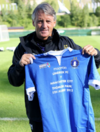 Here's your 'Roberto Mancini endorsing Limerick FC' pic of the day