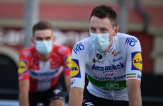 Super Sam Bennett makes it back-to-back Vuelta stage wins for the Irish