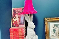 'I wanted the décor to be fun for the kids too': Susan's home with rabbit lamps and orangutan tables