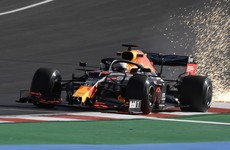"""Is this f****** guy blind?"" Verstappen angry after crash with Stroll in Portugal"