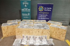 Over €7 million worth of cannabis seized after arriving in container from Spain