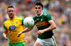 Kerry unchanged side for tilt at league title against Donegal