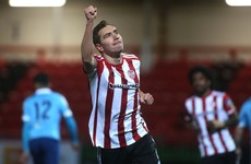Derry City move up to fifth with comfortable win over Shels