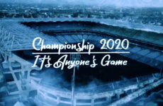 'In the depths of winter, this is anyone's game' - spine-tingling promo as inter-county championship begins