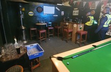 Gardaí seize beer kegs, spirits and bar equipment after search of 'suspected Shebeen' in Kildare