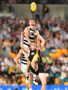 Disappointment for Geelong's Irish duo as Richmond win third AFL Premiership in four years