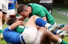 As it happened: Ireland v Italy, Six Nations