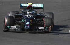 Valtteri Bottas continues to dominate Portuguese Grand Prix practice